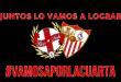 #VAMOSAPORLACUARTA – Biris Norte – ULTRAS SEVILLA FC